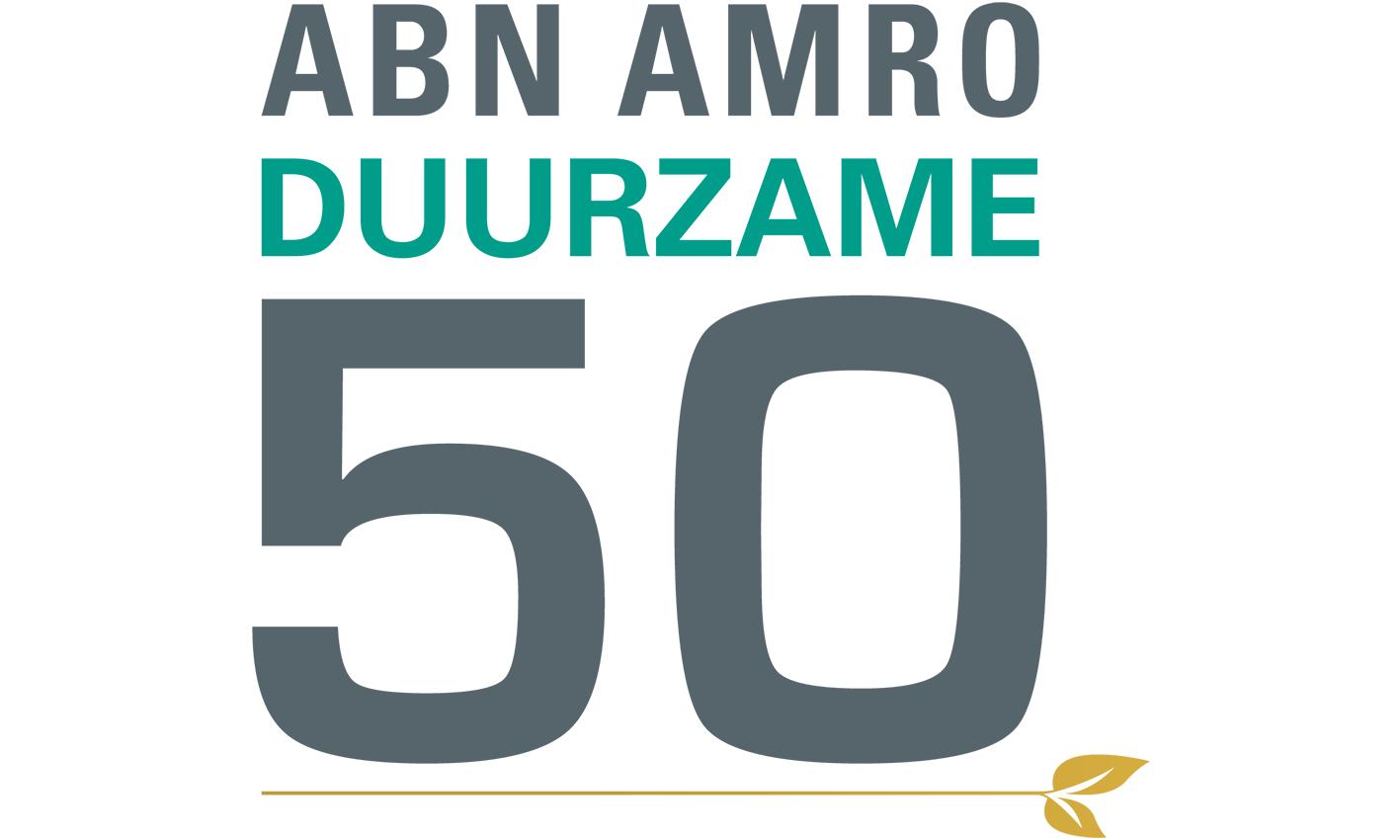 Logchies genomineerd voor de ABN AMRO Duurzame top 50